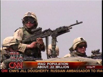Iraq Recon Mission